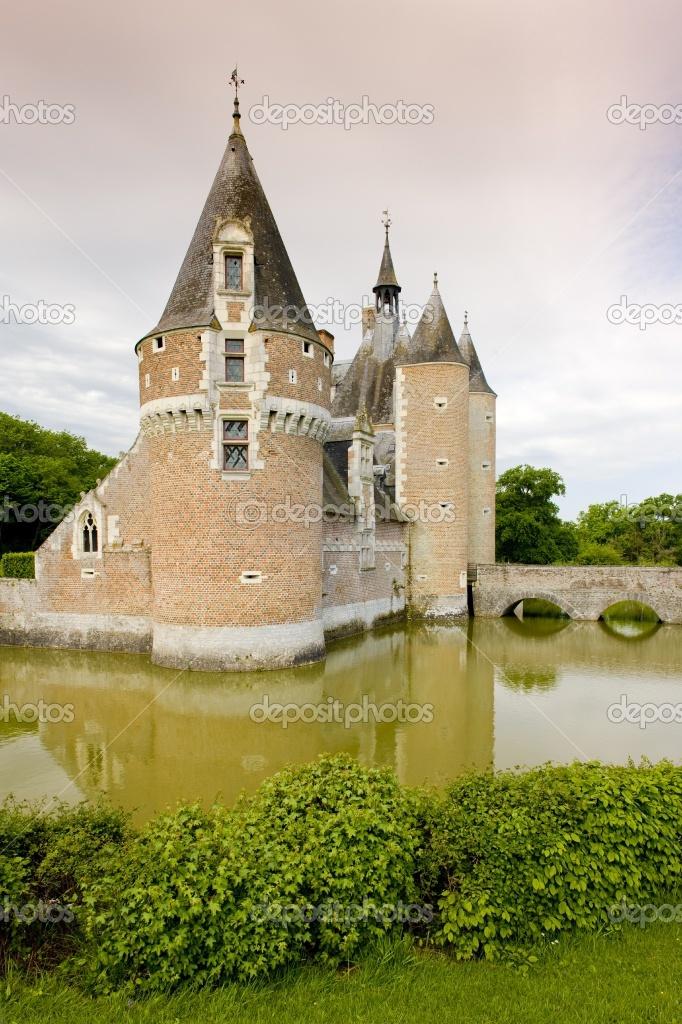 Château du Moulin, Lassay-sur-Croisne, Centre, France