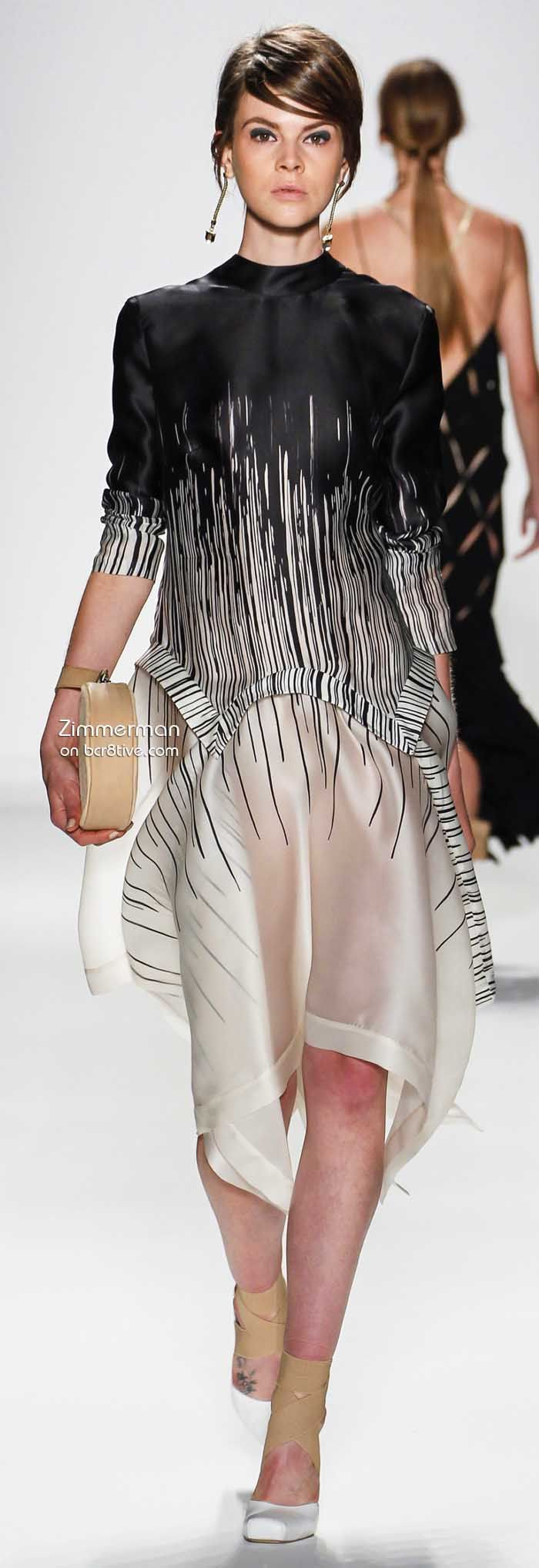 Zimmermann Spring 2014 New York Fashion Week #NYFW - Love this Dress » This Collection Pinned to #Fashion Week