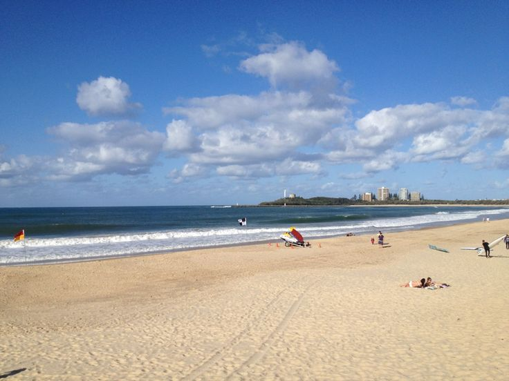 Sunshine Coast in Queensland