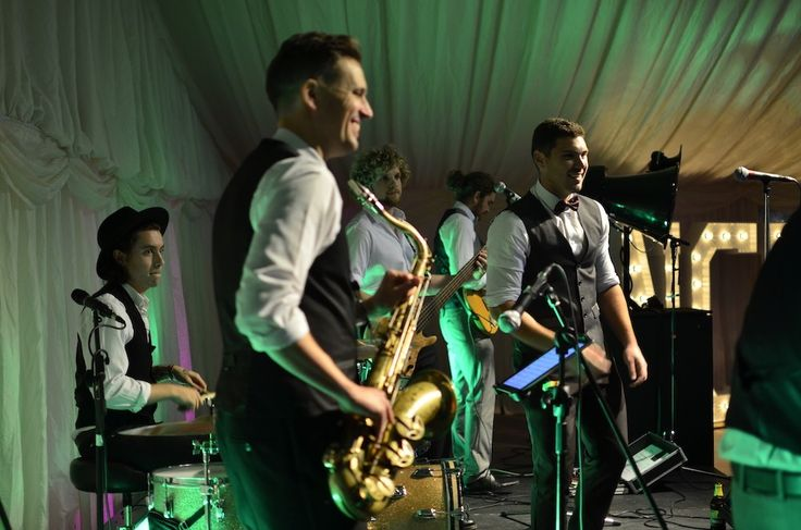 Find solo musicians and live bands for your wedding at Actual Music