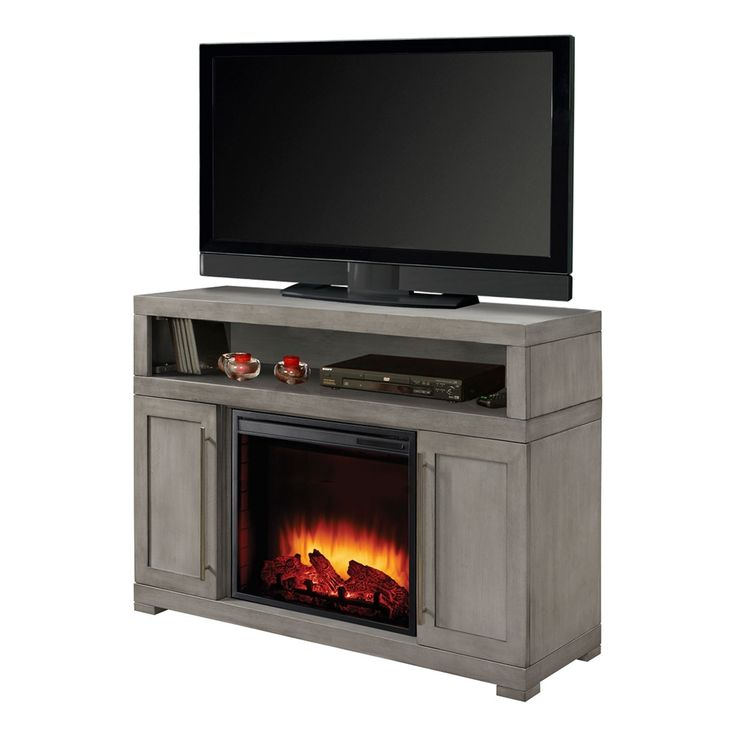 Shop Muskoka  238-152-89 Mackenzie 48-in Media Electric Fireplace at Lowe's Canada. Find our selection of fireplaces at the lowest price guaranteed with price match + 10% off.