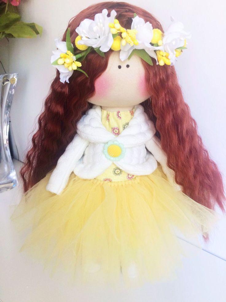 Купить Куклы Цветочные феи - кукла ручной работы, кукла, кукла в подарок, кукла интерьерная