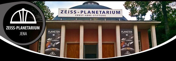 Zeiss-Planetarium Jena: Home