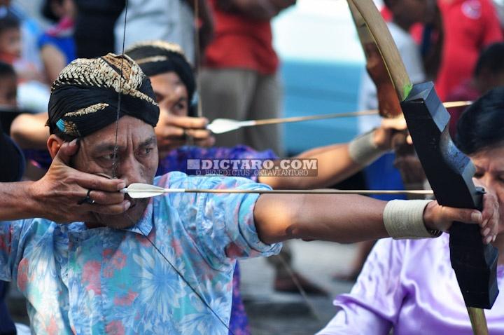 Jemparingan Jawi Mataram – Permainan Panahan Ala Mataram