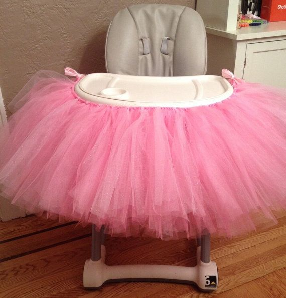 Hey, I found this really awesome Etsy listing at https://www.etsy.com/listing/233967833/pink-highchair-tutu-pink-high-chair-tutu