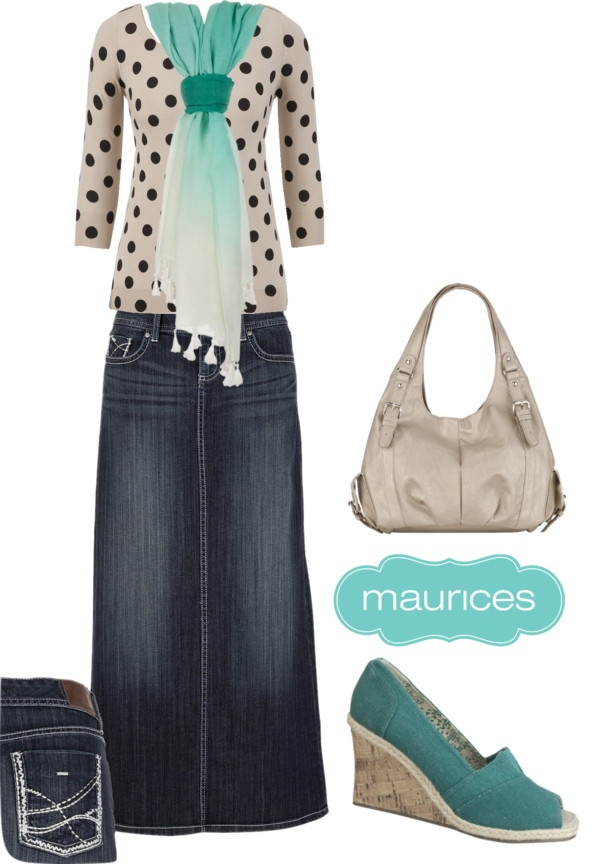 """beige and blue"" by petalsandpurses on Polyvore"