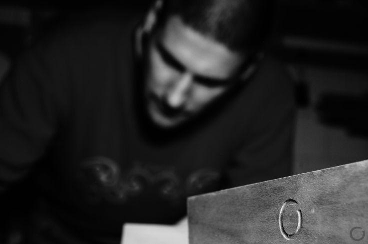 created with passion  #bizsok #atelier #logo #exclusive #loudspeaker #manufactory #handmade #speaker #passion