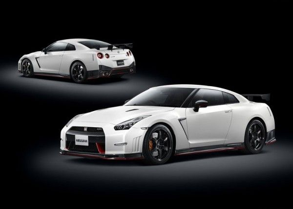 2015 Nissan GT R Nismo White Images 600x429 2015 Nissan GT R Nismo Release Dates