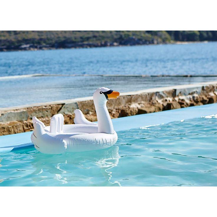 Baby Float Swan