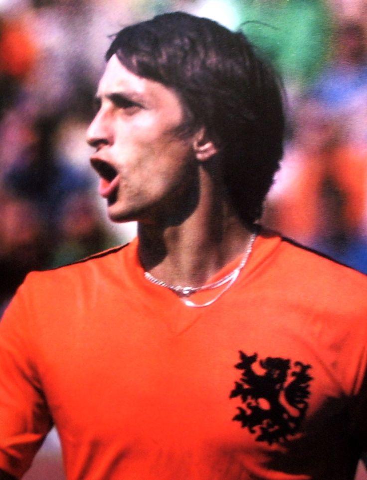 Johan Cruijff ... No 14