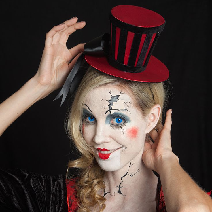67 best HALLOWEEN....MAKEUP images on Pinterest | Costumes ...