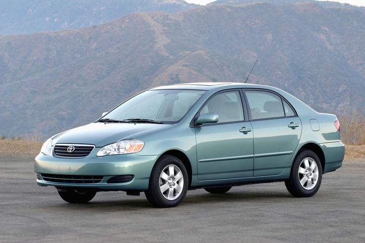 Toyota Corolla - Nona geração (2002). Confira notícias sobre o mundo automotivo: https://www.consorciodeautomoveis.com.br/informacoes-consorcio-automoveis?utm_source=Pinterest