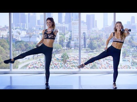 Tone It Up: The Total Body Tone Up Routine – Lauren Conrad