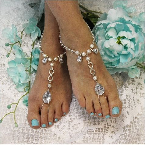 ETERNAL Barefoot Sandals Wedding