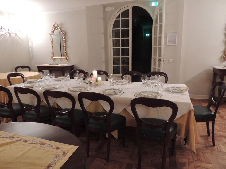 Table ready for dinner!!!
