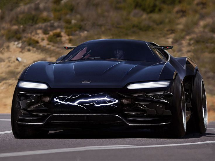 Best Ford Concepts Images On Pinterest Vintage Cars Antique - Ford cool cars