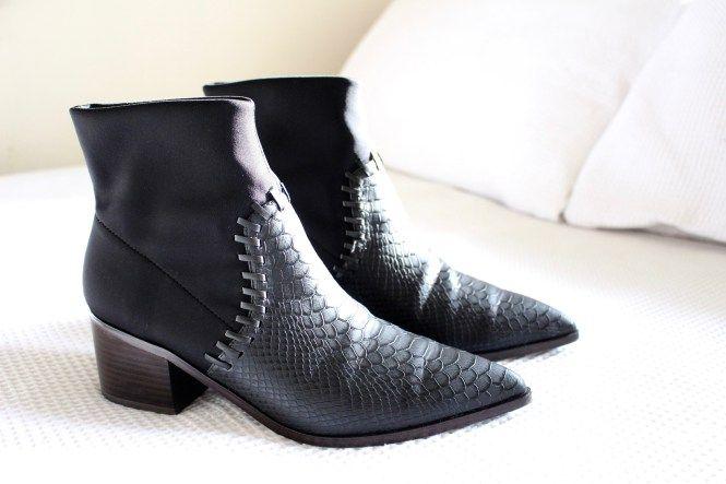 Cruelty Free Fashion: Non-leather Boots