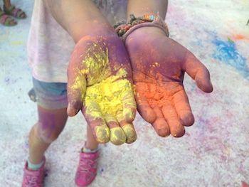 Blog - Μια υπέροχη μέρα γεμάτη χρώμα!