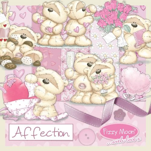 Fizzy Moon Affection Digikit