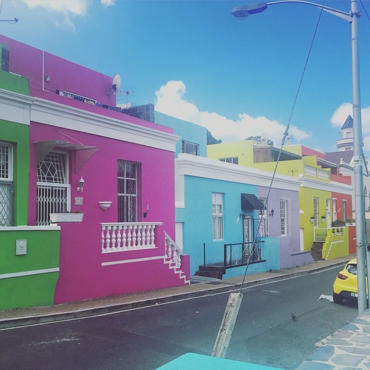 Boo Kaap - Cape Town - South Africa