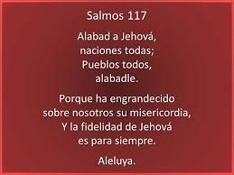 Image result for salmo 117