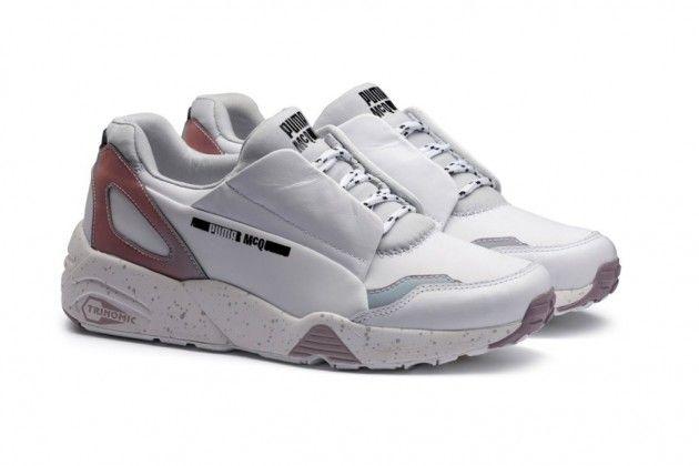 [On lit] Alexander mcqueen, des chaussures futuristes pour puma - Modzik @ModzikMagazine