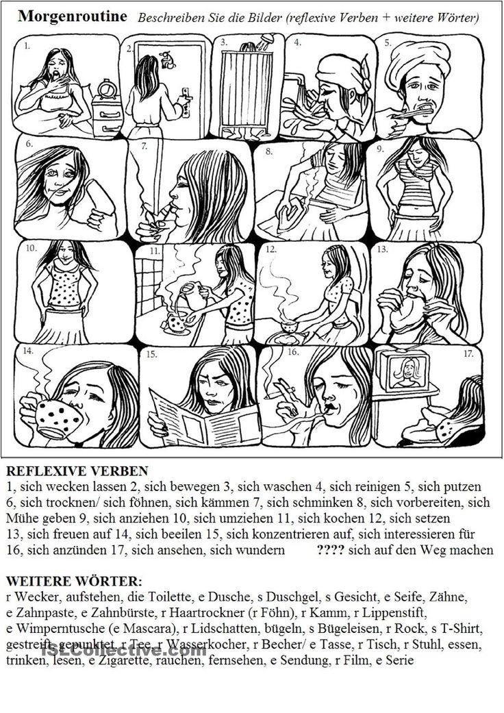 78 best Němčina images on Pinterest | Deutsch lernen, Sprachen und ...