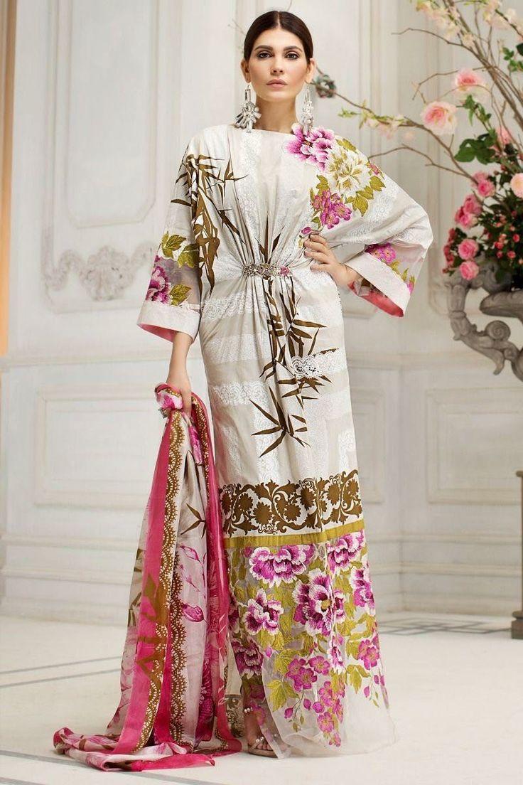 Sana Safinaz, Sana Safinaz Embroidered Lawn Dress, Sana Safinaz Lawn Replica, Master Quality Replica, Replica, Sana Safinaz 2017, Ladies Clothing, Pakistani Ladies Clothing, Ladies Lawn Dress, Lawn Replica, Brand, Women's Clothes, Dresses, Dresses For Wom