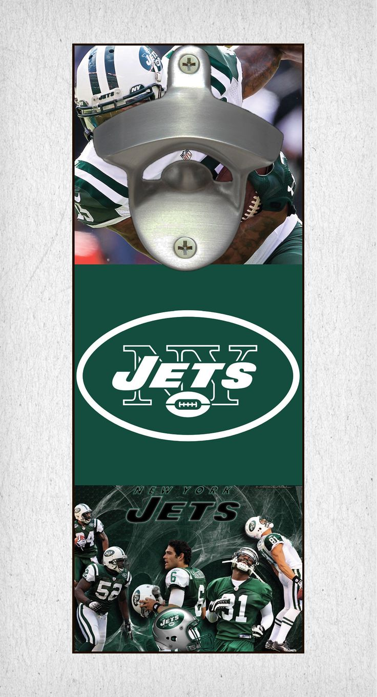 This New York Jets bottle opener can be a great gift to any sports fan. It's the perfect addition to any man cave, bar area, kitchen, or to just put out while watching the big game. It is also a great groomsmen gift. New York Jets Wall Mount Bottle Opener New York Jets Cap Catcher New York Jets Wall Opener New York Jets Beer Opener New York Jets Wall Art New York Jets Craft New York Jets Decor New York Jets Gift New York Jets Diy New York Jets Art
