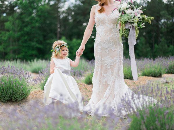 Lavender Farm California Wedding Google Search