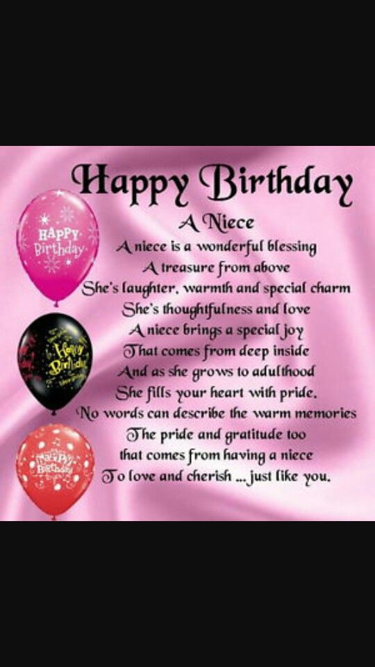 Happy Birthday Niece Images For Fb ~ Best images about nieces and nephews on pinterest