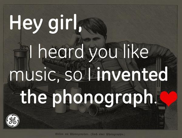 I have a splitter for these headphones, girl. #heygirl