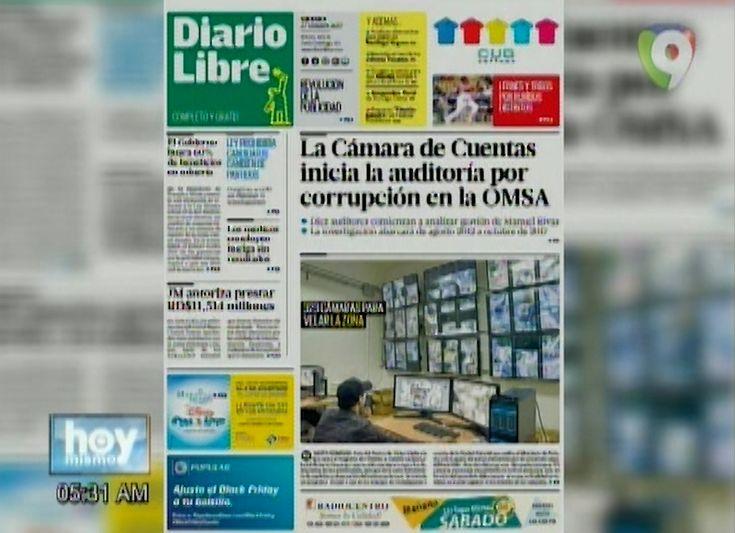 Infórmate Con Las Portadas De Los Principales Periódicos Del Día De Hoy 27 De Octubre Del 2017.