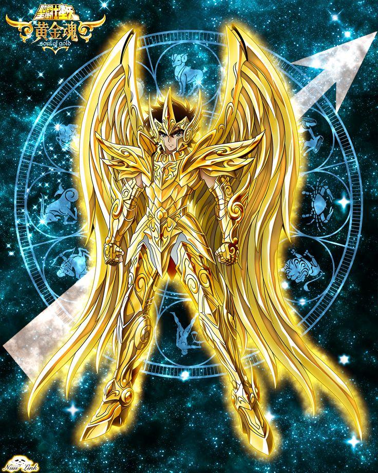 Sagittarius No Aiolos God Cloth by Niiii-Link.deviantart.com on @DeviantArt