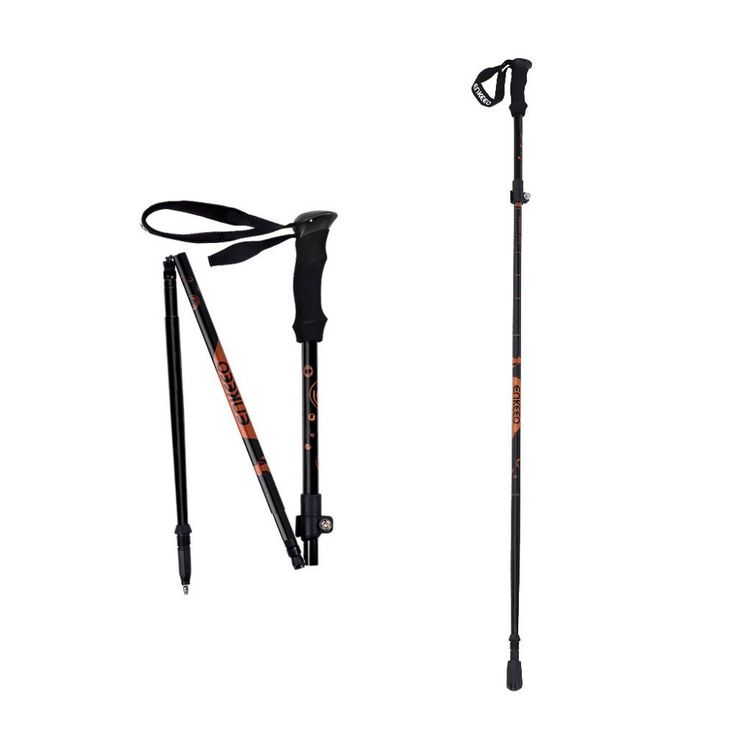 Walking Stick - Collapsible Hiking Style