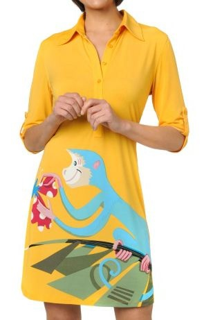 I swear I would wear this Very Vollbracht tunic every day of my life if I owned it.