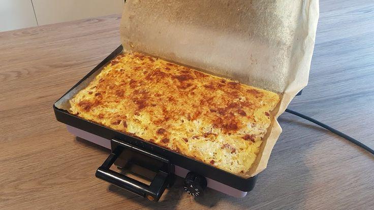 Patatesli Tost nasil yapilir-Kahvaltiya yapilacak lezzetli bir altarnati...