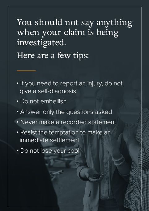 Tips For During The Accident Investigation Accident Car Accident Insurance Company