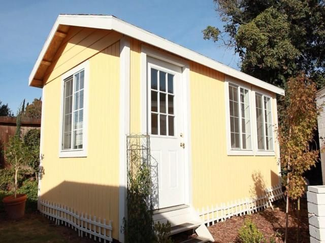 17 best ideas about prefab guest house on pinterest for Modular granny flat california