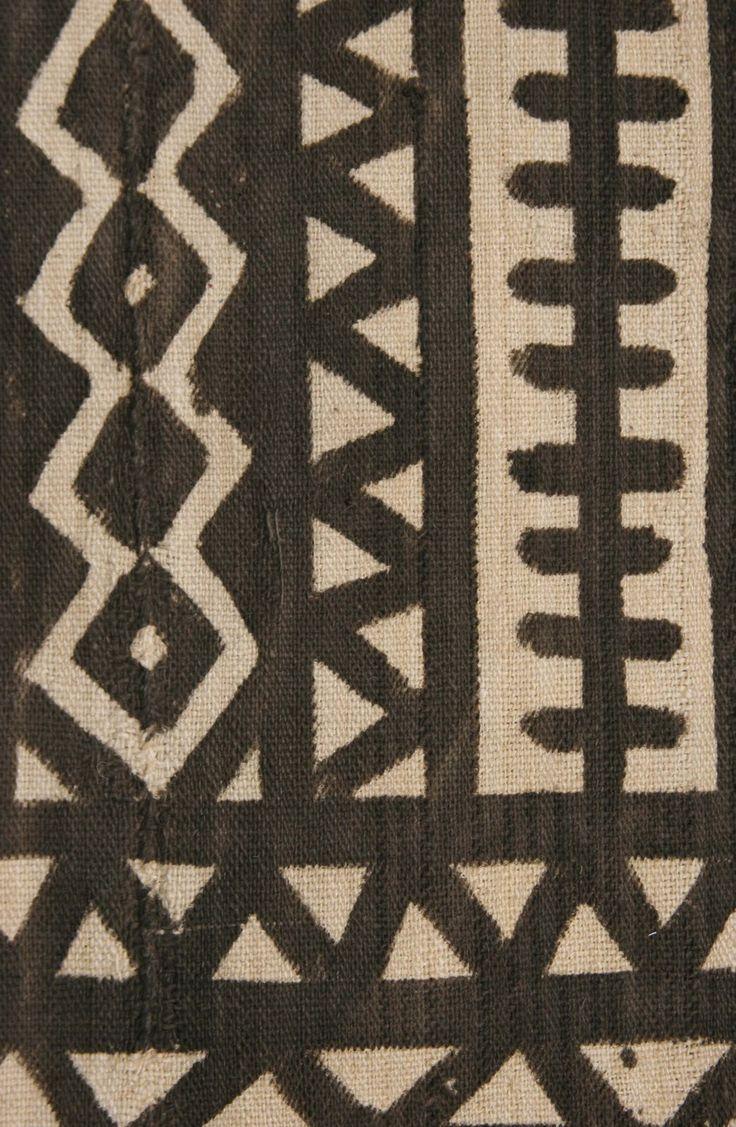 K A T H R Y N C L A R K: I couldn't resist ... this african mud cloth