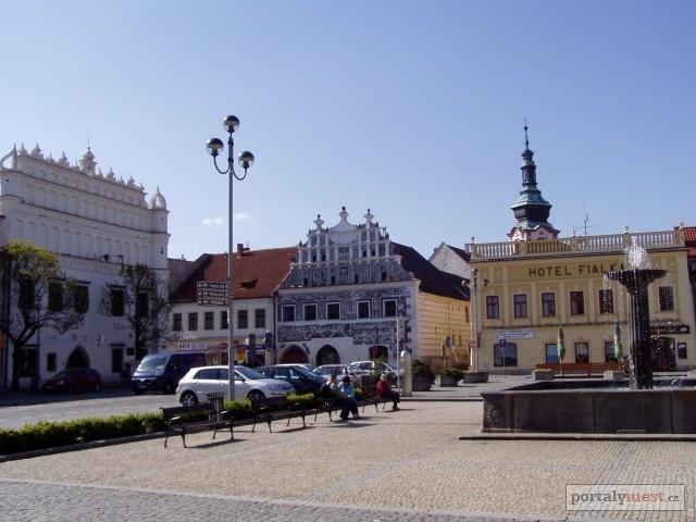 Česko, Sušice - Náměstí