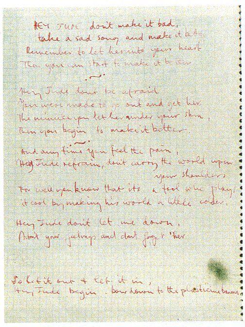 Paper writer lyrics