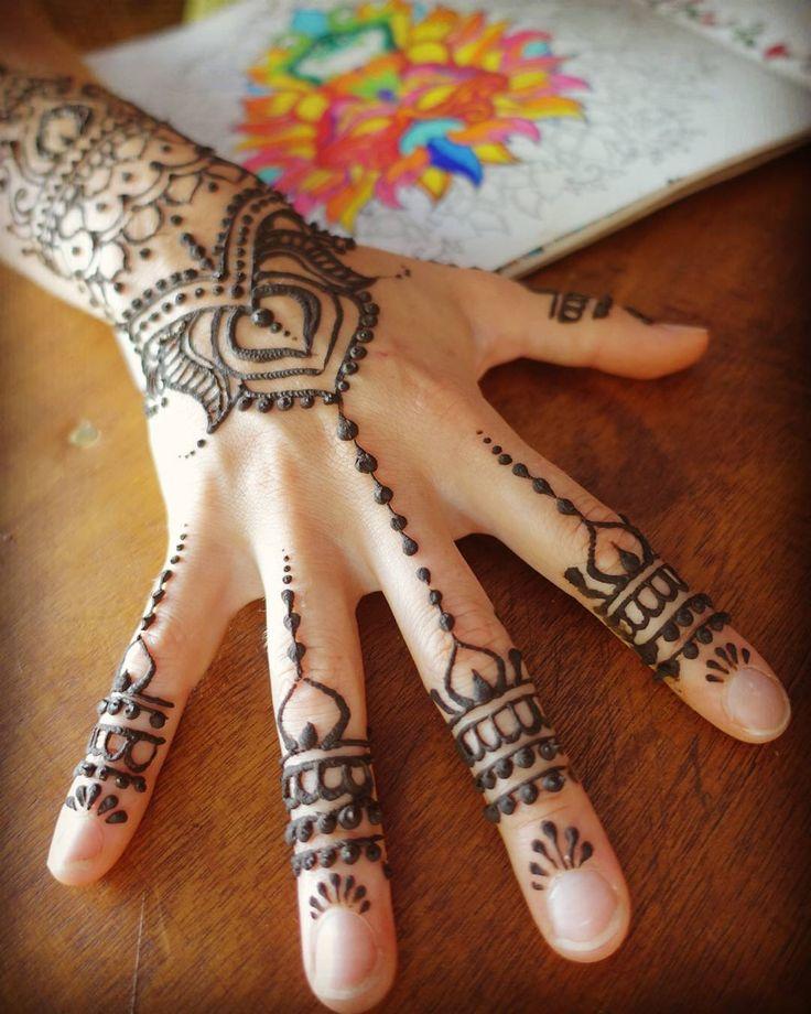 Mehendi artist, backpacker, India lover and chiapati mama <3