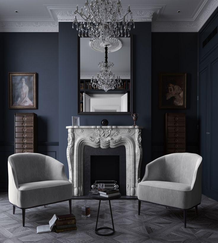 Neoclassical interior - Галерея 3ddd.ru