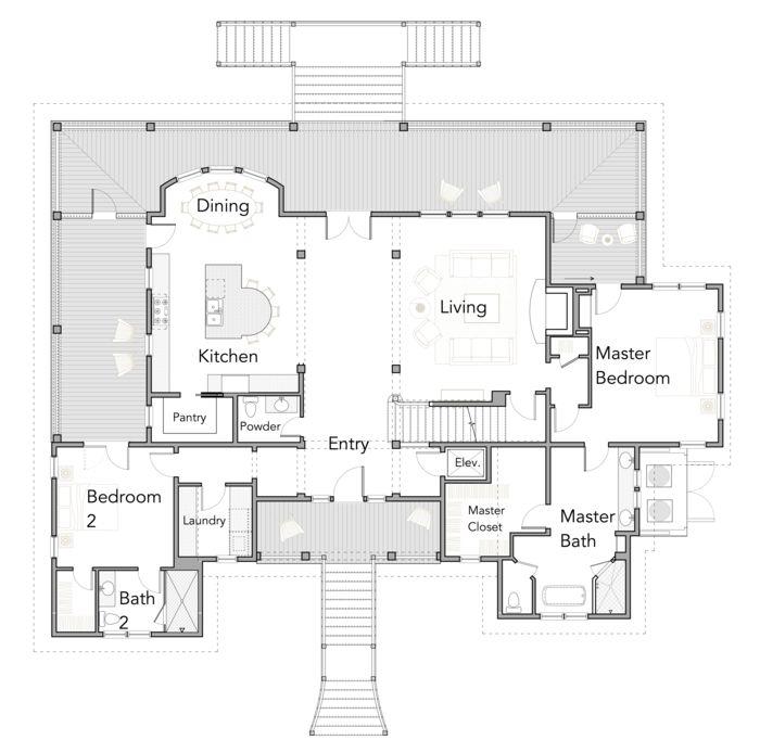 14 best Charleston House Plans images on Pinterest | Charleston ...