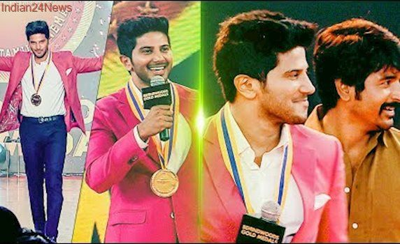 How Dulquer Salmaan asks for a Girl's phone number? | Sivakarthikeyan laughs out loud!