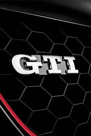 Volkswagen Gti Emblem Android Wallpaper HD