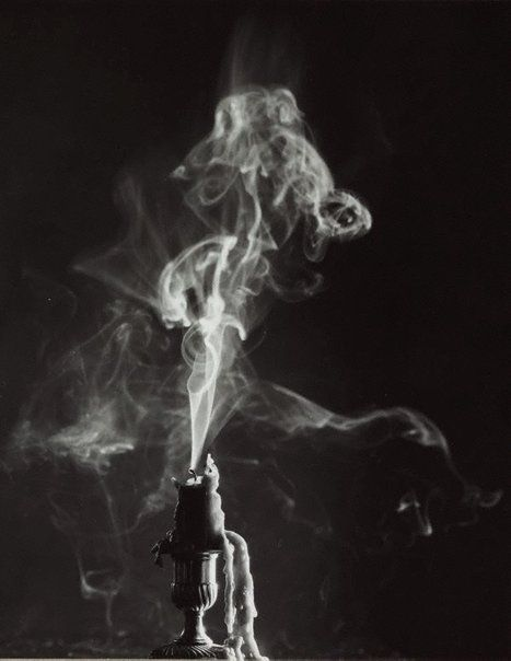 Max Dupain Untitled (snuffed candle I) [From the Art Gallery of New South Wales]