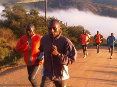 Tragic South Africa, Where Your Running Shoes Are Worth More Than Your Life - Training in the African Bush