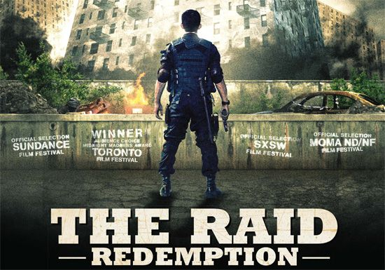 'The Raid' (2011, Indonesia/USA) #TheRaid #film http://cueafs.com/2012/09/the-raid-review/
